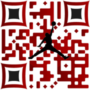 Red QR-Code